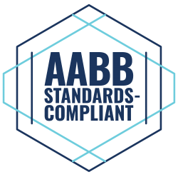 AABB Standards Compliant Logo